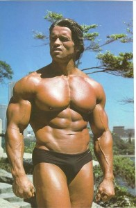 Arnold's Muscles are Unreal, but even he has an upper and lower limit.