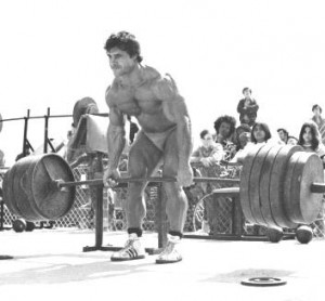 Strength is Relative…Sort of