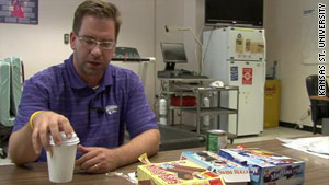 Mark Haub's Twinkie Weight Loss Diet Works